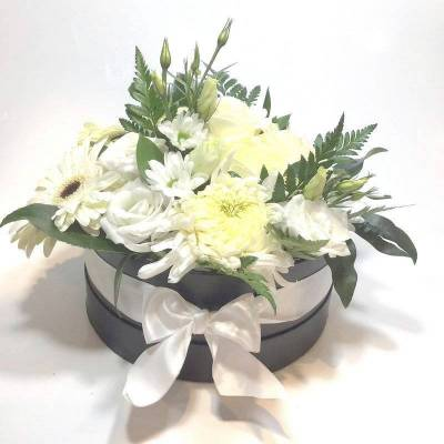 Funky Petals Signature Collection White Rose