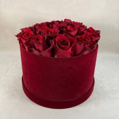 Funky Petal's Signature Collection Red Velvet