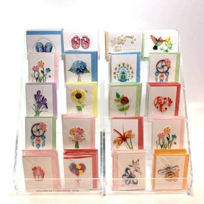 Quilled Gift Enclosures