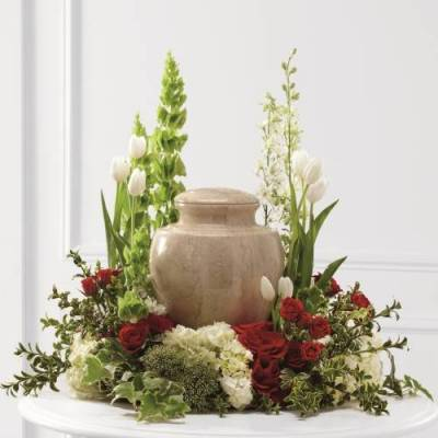 Cremation and Urn