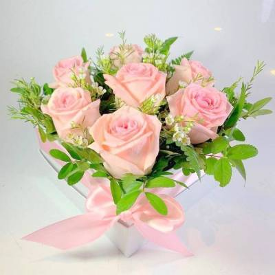 Funky Petal's Signature Collection Pink Garden