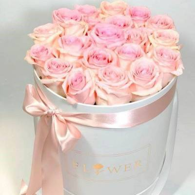 Funky Petal's Signature Collection Pink Rose