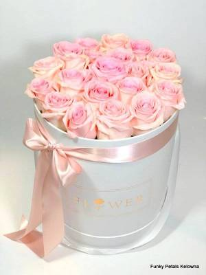 Funky Petals Signature Collection Pink Rose