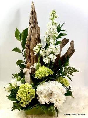 Rustic Remembrance (Includes keepsake Willow Tree figurine)
