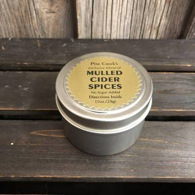 Mulled Cider Spices Tin