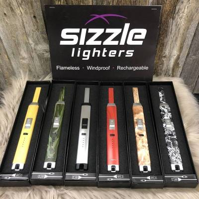Sizzle Lighters