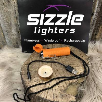 Sizzle Lighter Waterproof