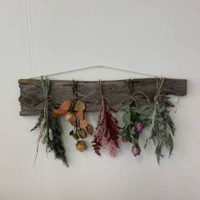 Dried Rustic Florals 2