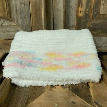 Hand Knit - Baby Blanket