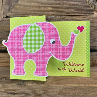 Card - Welcome Baby