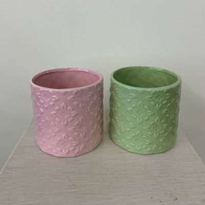 Pot Pink or Lime